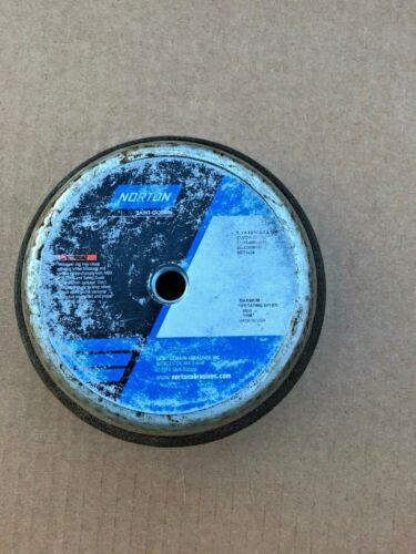 6 In // 1 EA Face Dia Norton 66252809600 Flaring Cup Wheel Type 11