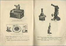 Comparatore di Hellige PH -1932 Strumenti Scientifici Manetti & Roberts Chimica