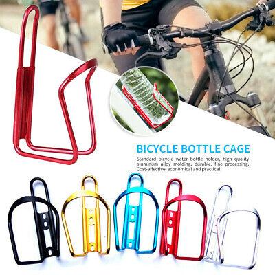 Aluminum Alloy Bicycle Water Bottle Holder MTB Bike Kettle Support Bracket Screw