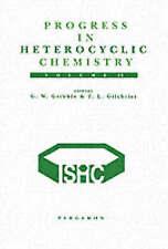 PROGRESS IN HETEROCYCLIC CHEMISTRY VOLUME 12.Q, Gribble, Gordon W and Thomas L G