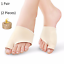 Bunion-Toe-Protector-Gel-Corrector-Straightener-Pad-Valgus-Hallux-Fabric-2-Splin thumbnail 4
