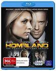 Homeland : Season 2 (Blu-ray, 2013, 3-Disc Set)