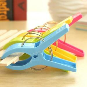 4Pc-Big-Beach-Laundry-Towel-Wash-Hanging-Clips-Pegs-Spring-Clothes-Pins
