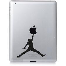 AIR JORDAN Apple iPad Mac Macbook Laptop Sticker Vinyl decal. Custom colour