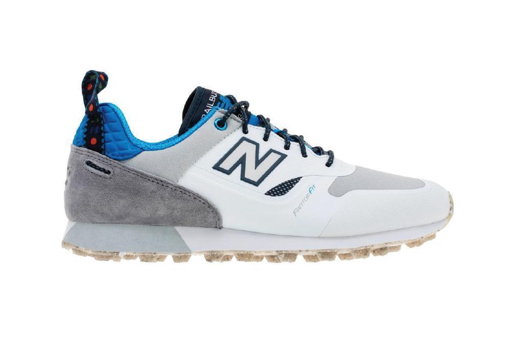 Para Hombre New Trail Buster Reengineered Athletic New Hombre Balance Moda Informal precio minorista sugerido por el fabricante 2018 002794