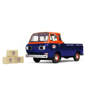 First-Gear-49-0401-Ford-Econoline-Pickup-Truck-Allis-Chalmers-Die-cast-1-25-MIB