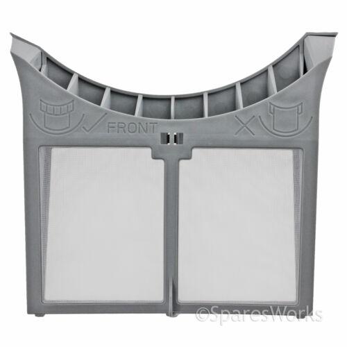 CREDA 37657 37750 37760 37761 37771 autentico Asciugatrice pelucchi filtro fluff