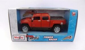 Maisto-power-racer-2003-Hummer-H3T-SUV-highly-detailed-model-licenced-product