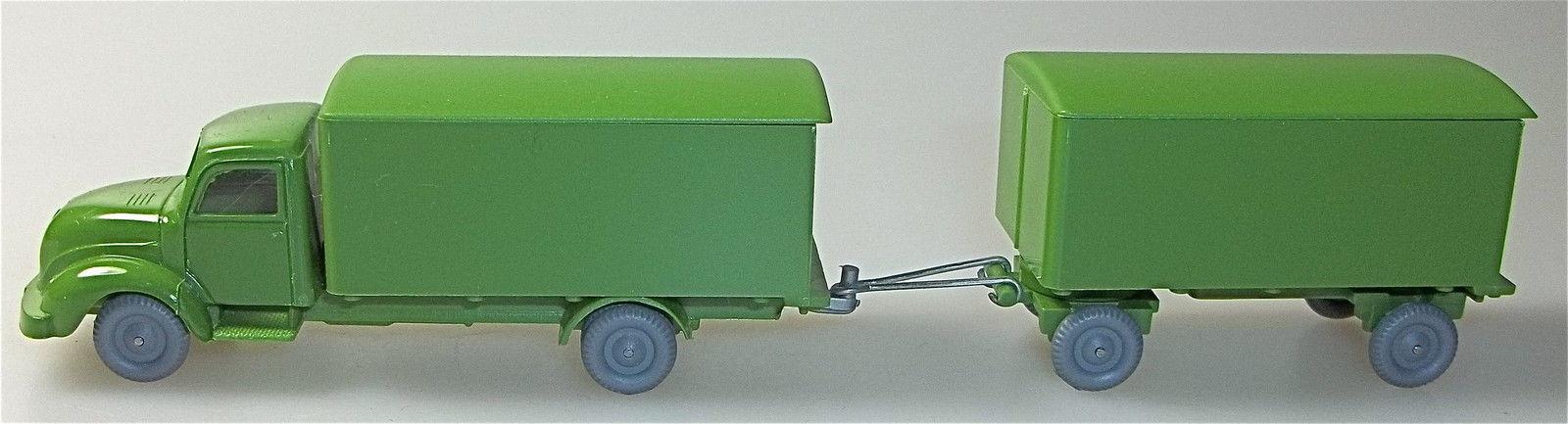 Thyssengreener Magirus camión Capó redondeado Tren De Carretera Sin imprimir imu
