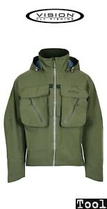 Greys Cold Weather Wading Jacket All Sizes Game Salmon Trout Fishing Coat