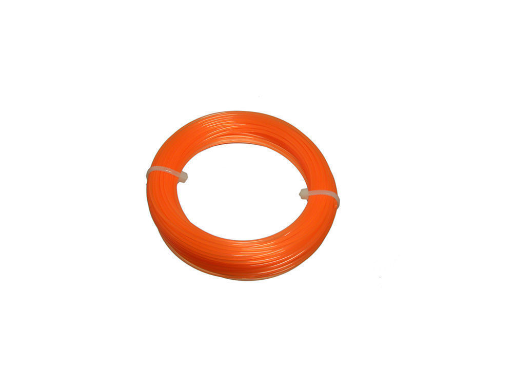 NEW 48 X Nylon Strimmer Line Cord 1.25Mm X 15 Metres Electric Strimmer Tool