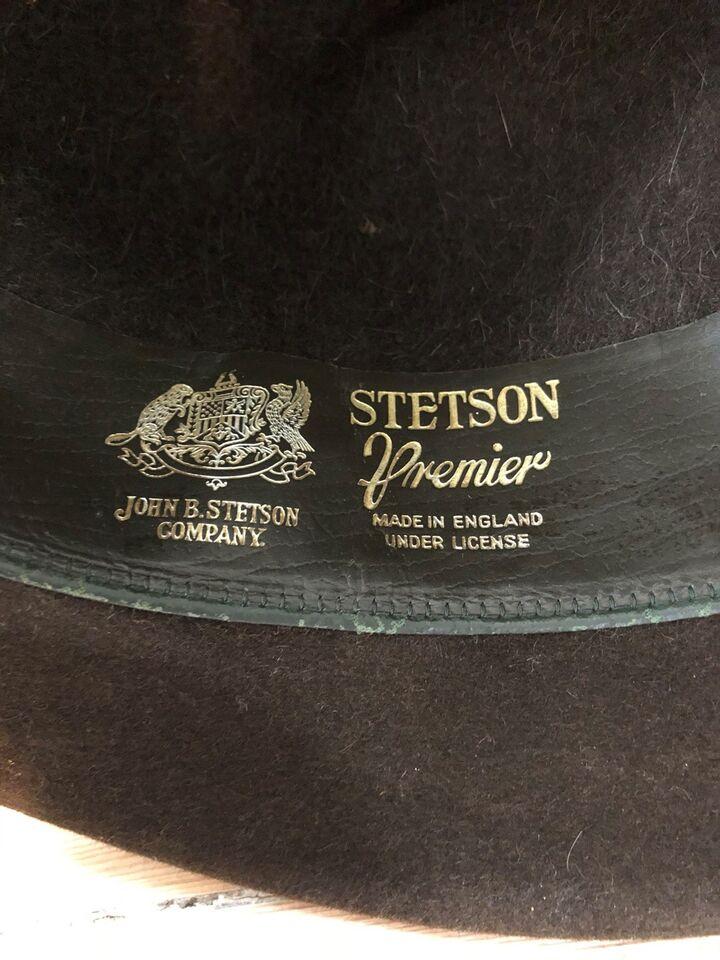 Hat, Stetson, A. Wilstaff mfl