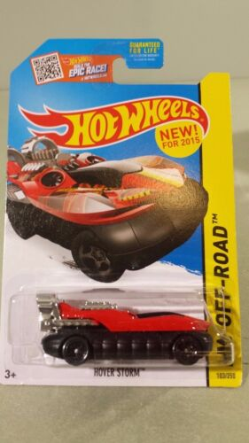 Hot Wheels Hover Storm CFM09 D E