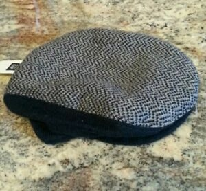"""H/&M NEWSBOY CAP DRIVER HAT SIZE 4-6M /""""NWT/"""" DRIVER CAP TODDLER EASTER"""