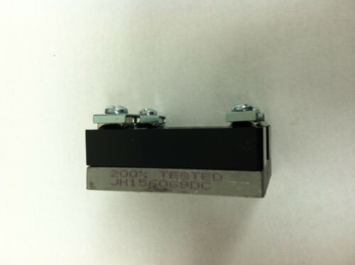 OPTO 22 480D10-12 SOLID STATE DC CONTROL RELAY