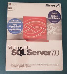 Microsoft SQL Server 7.0 - Deutsch - 25 Cal - SKU: 228-00412