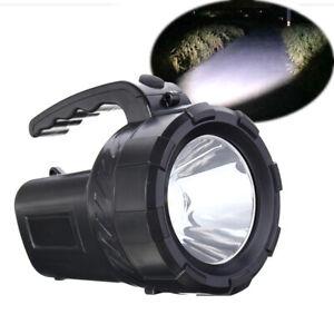 135000LM Light Power Lampe wiederaufladbare Taschenlampe LED Arbeitsscheinwerfer
