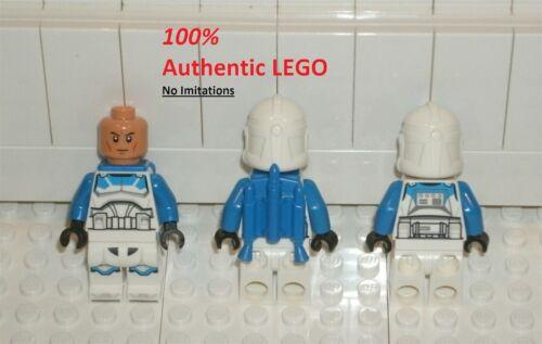 LEGO NEW Authentic Star Wars 501st Legion Jet Trooper 75280 Minifigure 1x