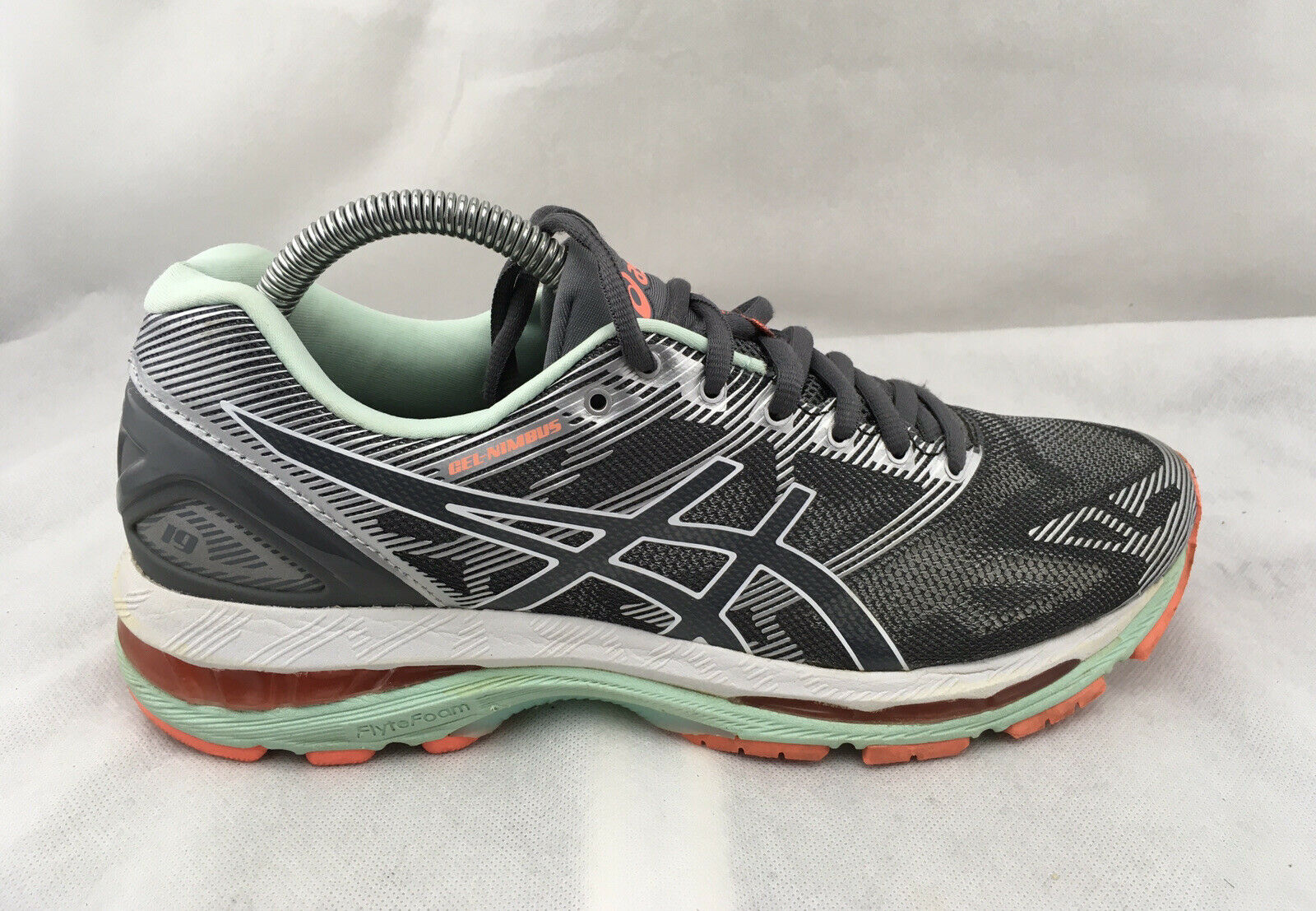 Ascis Gel-Nimbus 19 Running Shoes T753N