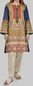 2019 S in ribelle cotone disponibili Maglietta m Taglie invernale pakistano originale ricamato w1xxgYvqU