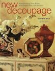 New Decoupage by Durwin Rice (1998, Hardcover)