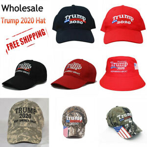 Wholesale-Donald-Trump-2020-Keep-Make-America-Great-Cap-President-Election-Hat