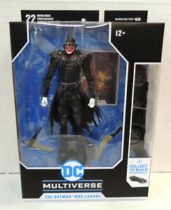 """McFarlane Batman Who Laughs Action Figure 7/"""" DC Multiverse **IN STOCK**"""