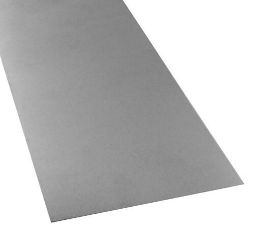 "Tin Sheet 0.008/"" x 4/"" x 10/"" Engineering Materials-GZ87547"