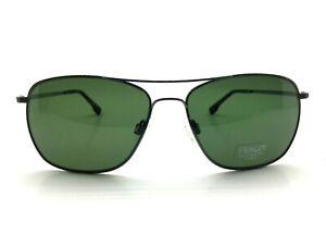 22d1fcabb New Flexon Polarized Square Sunglasses FS-5004P 033 Gunmetal Frame ...