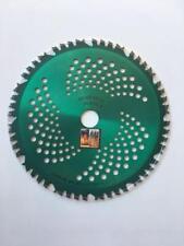 "1 Blade 10""-52t Viper Hybrid Renegade Blade Carbide Brush Cutter Trimmer 254mm"