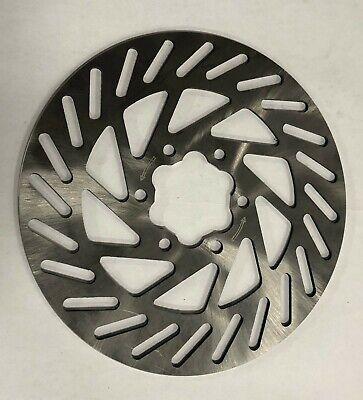 JN/_ 140mm-203mm Bicycle MTB Mountain Bike Stainless Steel Brake Disc Rotor Mys