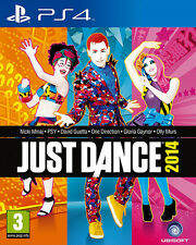 Just Dance 2014 ~ PS4 (en una condición de)