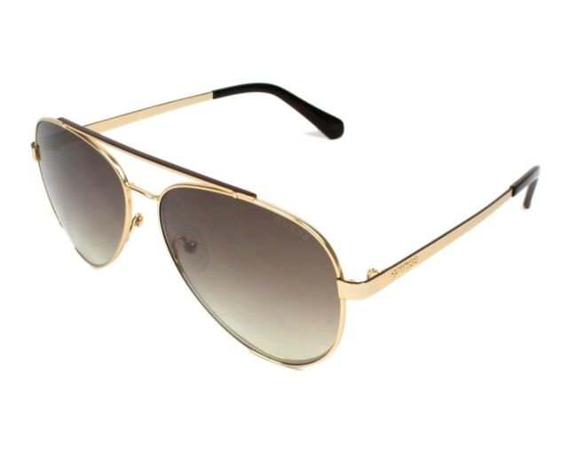4bf019c64fe5 GUESS Gu6918 32g Gold/brown Mirror - Mens Aviator Sunglasses for ...