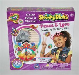 Shrinky Dinks Peace and Love Jewelry Kit