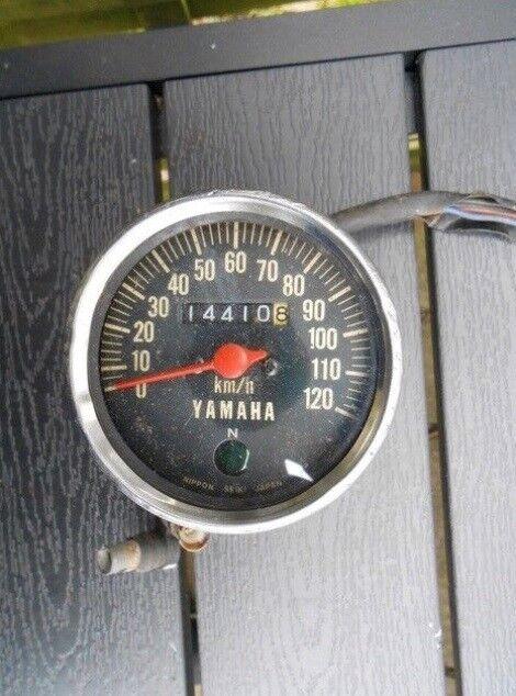 Yamaha FS1 / 4 gear