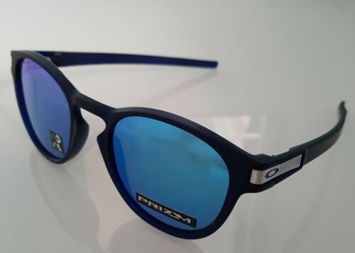 Lunettes Loquet Grille collection OO9265-4253 Matte Bleu Translucide//PRIZM Saphir