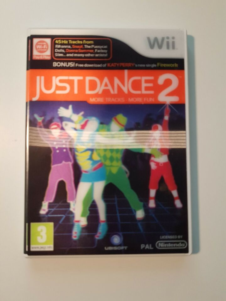 Just Dance 2, Nintendo Wii