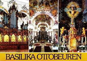 Basilika-Ottobeuren-Ansichtskarte-1969-gelaufen