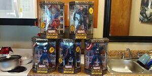 Marvel Legends Icon Figures