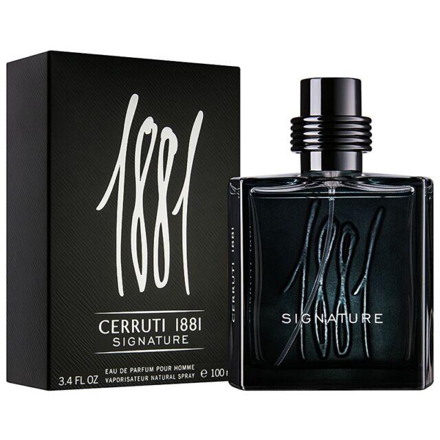 Homme 100 Ml De Signature Pour Eau Edp Cerruti 1881 Parfum dtshQr