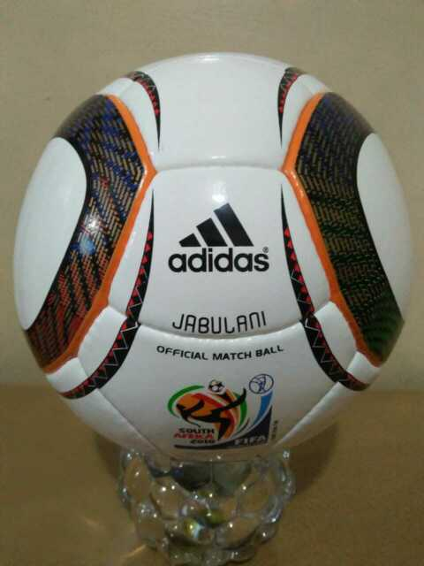 Made in China match ball FIFA World Cup 2010 South Africa