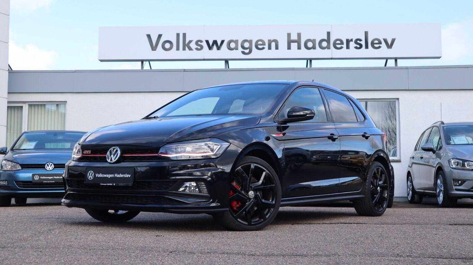 VW Polo 2,0 GTi DSG 5d - 282.700 kr.
