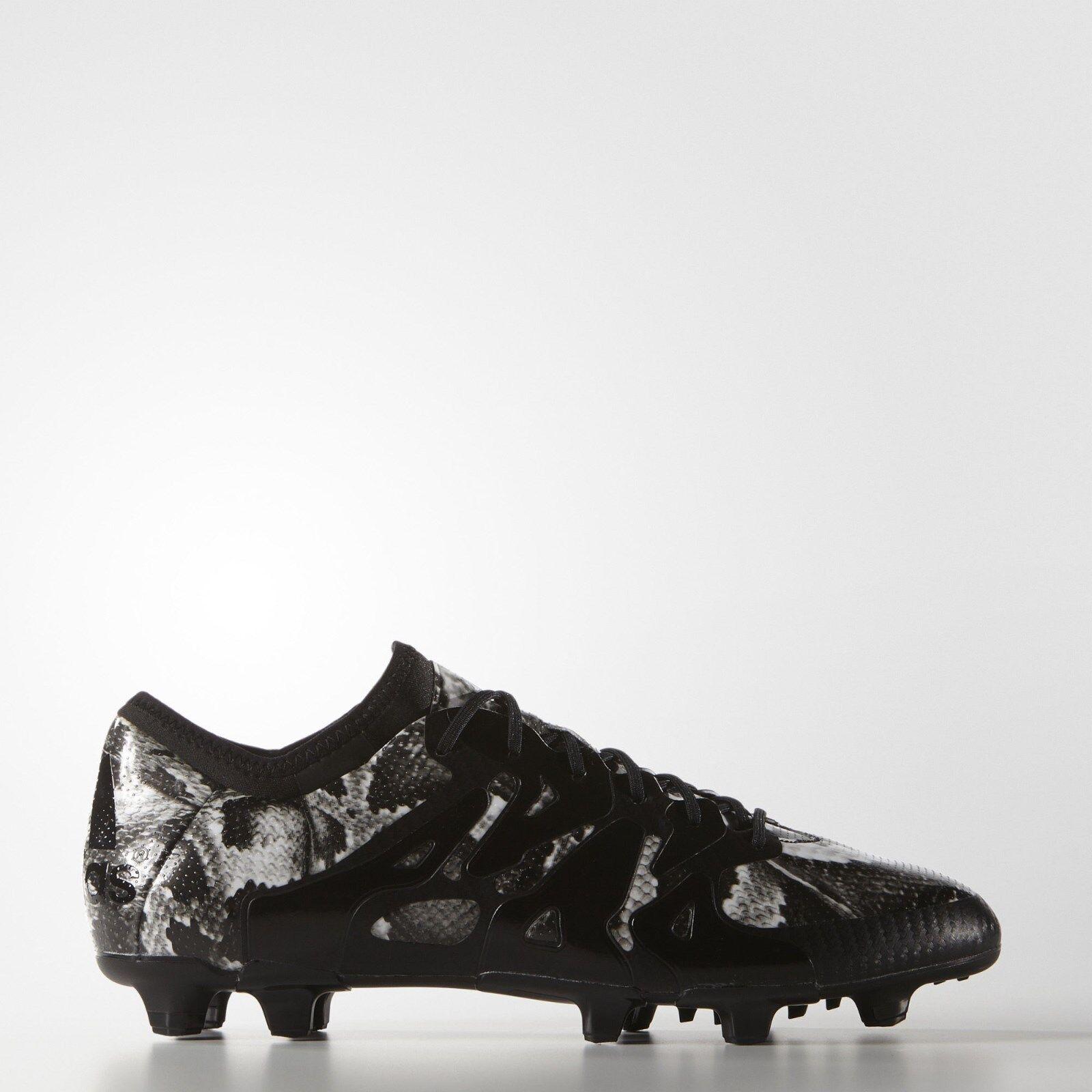 Adidas Men Football X 15.1 Deadly Focus FG Boots Men Aq5354 size