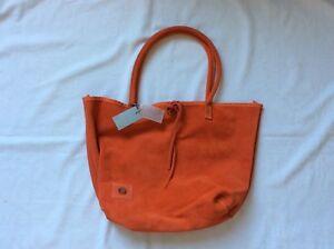 Slouch Entra Handbag nieuw bucket Suede boohoo Soft Orange FWH1nwUq