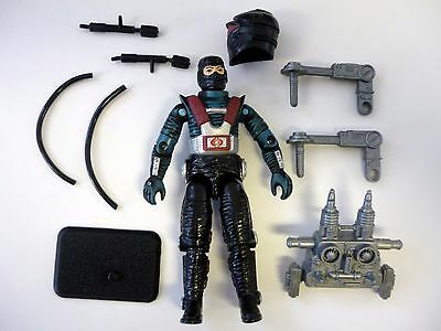 GI JOE SHADOW VIPER Action Figure Cobra COMPLETE 3 3/4 C9+ v1 2001