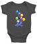 Infant-Baby-Boy-Girl-Rib-Bodysuit-Clothes-Gift-Eeyore-Gloomy-Donkey-Balloons thumbnail 13