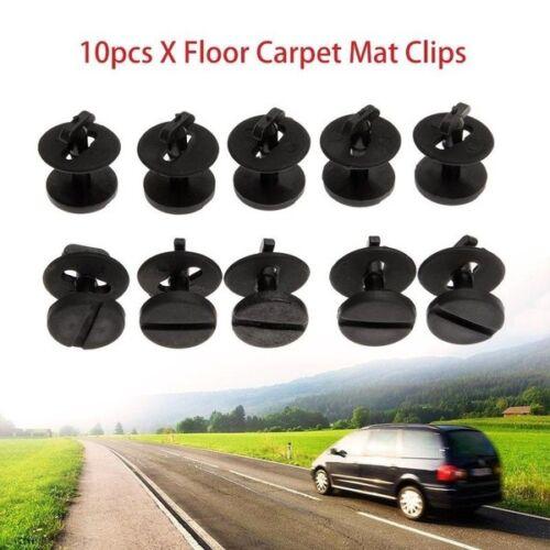 E46//318I//325I//X3 Use Car Floor Mat Fastener Clip Carpet Rivet Retainer BIN