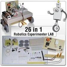 KitsUSA BBK-4S 26 in 1 ROBOTICS EXPERIMENTER LAB (Soldering kit)