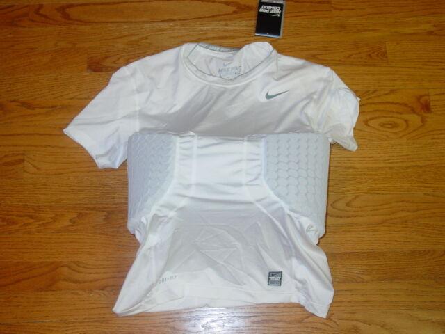 97951765 New Mens XL Nike Pro Combat Padded Compression Shirt Football Basketball  Lineman