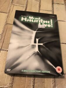 The-Best-Of-Most-Haunted-Live-Vol-4-DVD-2006-4-Disc-Set